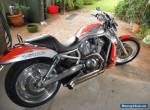 2007 harley davidson screaming eagle vrod vrscx limited edition #297 for Sale