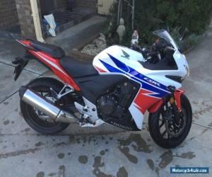 2015 Honda CBR500ra  for Sale