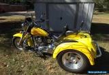2001 Harley-Davidson Fatboy Trike for Sale
