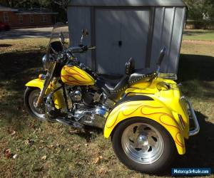 2001 Harley-Davidson Fatboy Trike for Sale