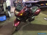 1999 HONDA NT650V DEAUVILLE RED **ACCIDENT DAMAGED**