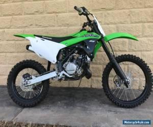 Kawasaki KX 85 BW not KTM, YZ or Suzuki 85 2015 Model - Like New for Sale