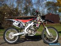 Honda CRF 250 R 2010 Fuel Injection Very Good, Clean Condition. Low Hour