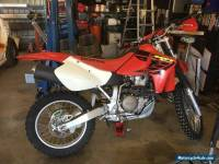 Honda xr 650 dirt bike