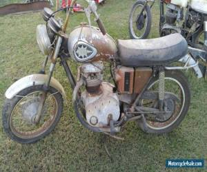 1971 BSA LIGHTNING A65 650 for Sale