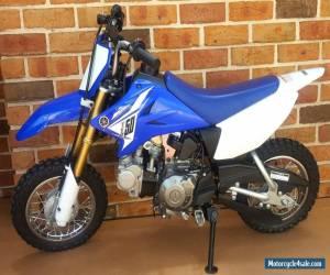 2014 Yamaha TTR50E (not peewee) for Sale