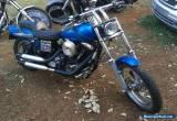 Harley Davidson FXDWG Dyna Wideglide 1995 for Sale
