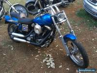 Harley Davidson FXDWG Dyna Wideglide 1995