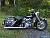1954 Harley-Davidson Touring
