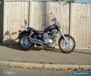 Yamaha Virago 535cc 1996 low miles, shaft drive for Sale
