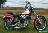 1979 Harley-Davidson FXS for Sale
