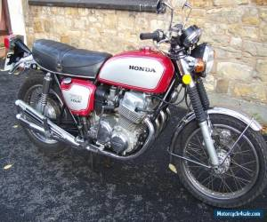 1976 HONDA CB750 K6 CLASSIC - RARE ORIGINAL BIKE for Sale