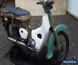 1970s honda c50  restoration project it add a full engine rebuild for Sale