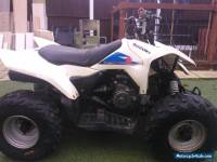 SUZUKI LTZ90 KIDS QUAD NOT LT50 LT80 2009 MODEL