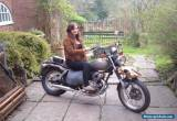 HONDA REBEL 125cc 95 model, twin exhaust for Sale