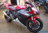 YAMAHA YZF-R1 RED 2004 for Sale