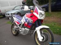 HONDA  AFRICA TWIN XRV 750 1994 WITH FULL LUGAGE