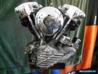 1940 Harley-Davidson EL Motor
