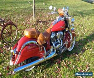 2014 Indian for Sale