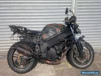 SUZUKI GSXR600 CUSTOM BUILT ZOMBIE RESPONSE / RAT / MAD MAX BIKE