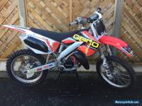 HONDA CR 125 MOTOCROSS BIKE EXCELLENT CONDITION PART EX WELCOME