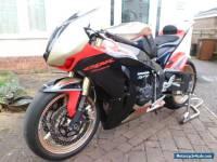 Honda CBR 1000RR Fireblade race bike