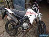 2009 Yamaha XT125 X motorcycle