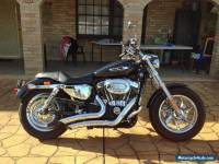 2013 HARLEY DAVIDSON XL1200C CUSTOM