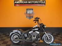 2012 Harley-Davidson Softail Fat Boy Lo - FLSTFB Vance & Hines Exhaust
