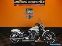 2014 Harley-Davidson Softail Breakout - FXSB Vance & Hines Exhaust
