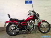 2007 HONDA  REBEL 250CC ONE OWNER ONLY 4066 MILES YEARS MOT JUST BEEN SERVICED