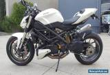 DUCATI STREETFIGHTER 1098 2010 USED 12MONTHS WARRANTY 27,660kms for Sale