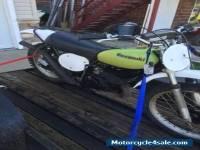 1974 Kawasaki KX