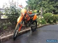 KTM 250 EXC-F Enduro 2007 Dirt / Trail Motor bike