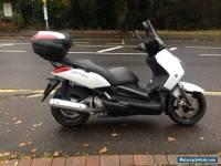 2008 YAMAHA YP 250 R X-MAX WHITE scooter 8 thousand miles new mot history 3 keys