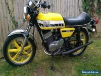 Yamaha RD 400 1976