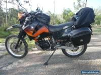 KTM LC4 640 dual sport motor bike - rebuilt engine & lots more mech A1 cond