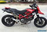 DUCATI HYPER MOTARD 1100 EVO SP 04/2011 MODEL 29000KMS PROJECT MAKE AN OFFER for Sale
