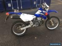 2000 SUZUKI DR Z400 SY BLUE/WHITE