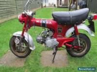 honda st70 dax monkey bike barn find