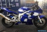 2000 YAMAHA R6 BLUE  for Sale