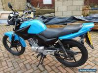 Yamaha YBR125 2013 Model with only 11,000 Miles with