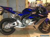 Honda cbr1000 rr5 fireblade