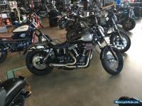 Harley Davidson Street Bob 103cu Dyna