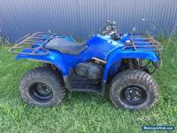 2011 YAMAHA GRIZZLY 350 4X4 QUAD FOR SALE AS TRADED , NEEDS SOME TLC