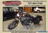 2014 Harley-Davidson Sportster for Sale