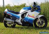 1987 Suzuki GSX-R for Sale