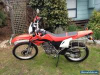 ****Honda CRF230L 2008  Motor Cycle****
