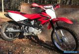 2008 Honda CRF for Sale