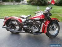 1941 Harley-Davidson 45